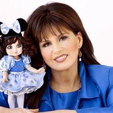 Моя супер-мини коллекция фарфоровых кукол М.Осмонд