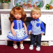 Моя новая любовь - куклы Кармен Гонсалес