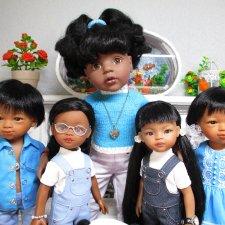 Фотоперепись куклонаселения