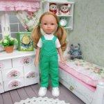Одежда и обувь для кукол Паола Рейна и Кармен Гонсалес.