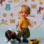 Собачки для маленьких кукол