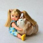 Кошечки и собачки для маленьких кукол