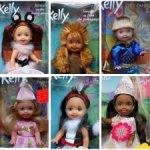 Куклы Келли и Томми
