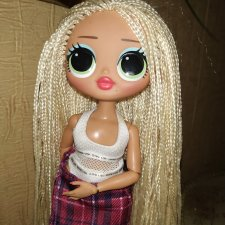 Большая кукла Лол