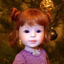 Нежнейшая малышка Зои от Heidi Plusczok