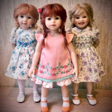 Куклы. Эволюция