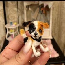 Крошечный щенок для тинников (Lati, Meadow, irrealdoll и т.д.)