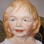 !Скидка! 8500 руб! Вера от Гвен Росс, авторская кукла по мотивам антик кукол Heubach.