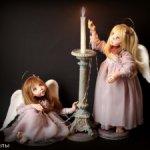 ! До 30.11 -  39000 руб! Волшебные Ангелы от Ольги Тимофеевой.
