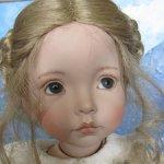 !Скидка! 40т.р.! Авторская кукла по молду  Эффнер, роспись от Angela Barker