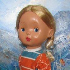 Новенькая прессопилочная куколка из молда фабрики 8 Марта