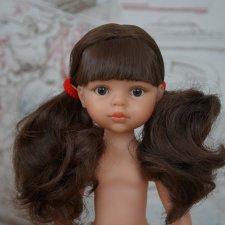 Кэрол с хвостиками нюд от Paola Reina
