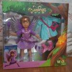 Шарнирная кукла Хлоя Kruseling de Luxe