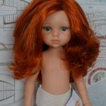 Кристи огонек#3 с зелеными глазами от Paola Reina (Паола Рейна)