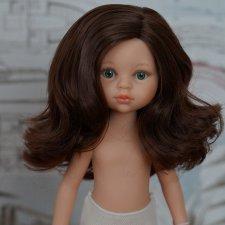 Кэрол#2 с зелеными глазами без челки от Paola Reina