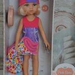 Кукла Клаудия Paola Reina. Новинка 2020г.