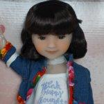 Ханна#6 Ruby Red Fashion Friends