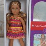 Куколка Лея mini American Girl
