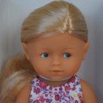 Рози блондинка мини Corolle