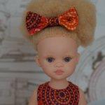 Необычная куколка Зури#3