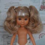 """Ева#1 блондинка с хвостиками Berjuan. """"Загорелый"""" винил"""