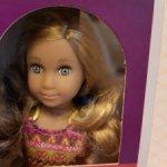 Лея mini American Girl