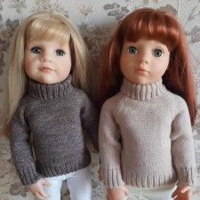 Свитера для кукол Готц 50 см