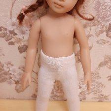 Трусики и колготки для кукол Хайди Плюсцек, 26 см, и им подобным