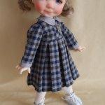 Платья для кукол Миадовдолс 28 см и для плюшек 26 см