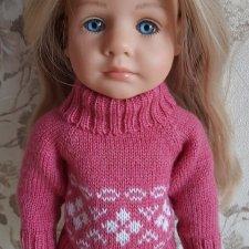 Свитера для кукол Готц 36 см.