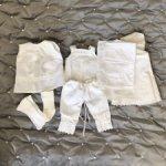 Лот одежды для антикварной куклы или реплики