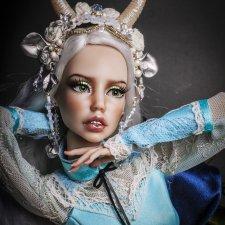 Сахар, последняя кукла