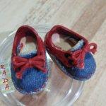 Ботинки на Лати и подобных кукол