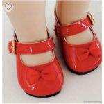 Лаковые туфли для Паола Рейна или Вестида де Азул