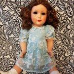 Продам винтажную куколу Schildkröt, Германия.