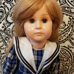 Продам куклу фабрики Wernicke (Вернике), Западная Германия.