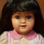 Продам винтажную куклу Wernicke (Вернике), Германия.