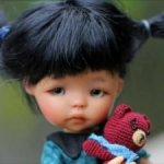 Navi Meadows doll