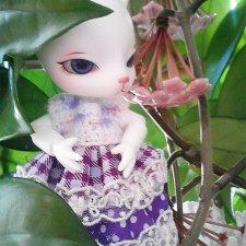 Цветочная фея мышка Нора-Норушка