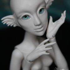 Моя кукла ручной работы Фиби. Окончание работы над новой мастер моделью под полиуретан