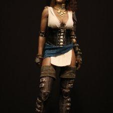 Авторская кукла Изабела. Dragon Age