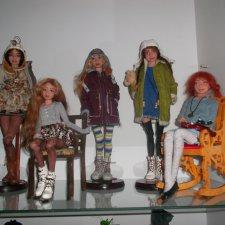 Мои авторские куклы