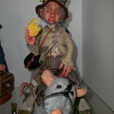 Маленький народец, сказочные коротышки-эльфы