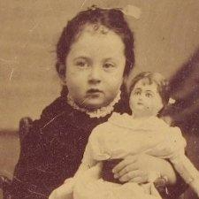 Девочки из прошлого, и их куклы - 2