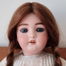 Антикварная кукла Simon & Halbig 1079 DEP
