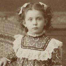 Детские образы из прошлого.
