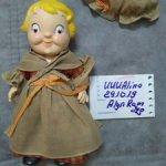 Campbell's Kids Colonial 1976 Bicentennial Dolls Betsy Ross