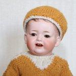 Антикварная кукла, Kley & Hahn 525 (Германия)