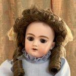 Продаю антикварную куклу Heinrich Handwerck 109 7 1/2