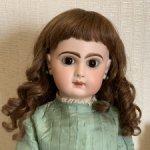 Антикварная французская кукла Bebe Jumeau 10